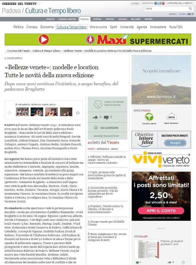 BV15 - Corriere Veneto