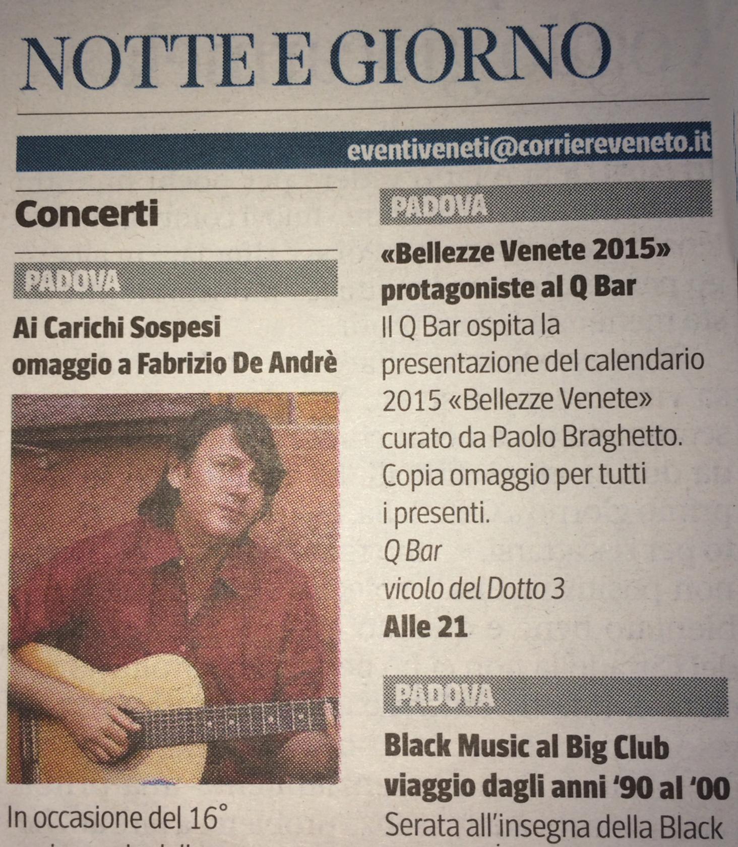 BV15 al Q - Corriere Veneto