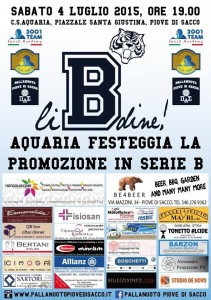 Flyer Festa Aquaria in B