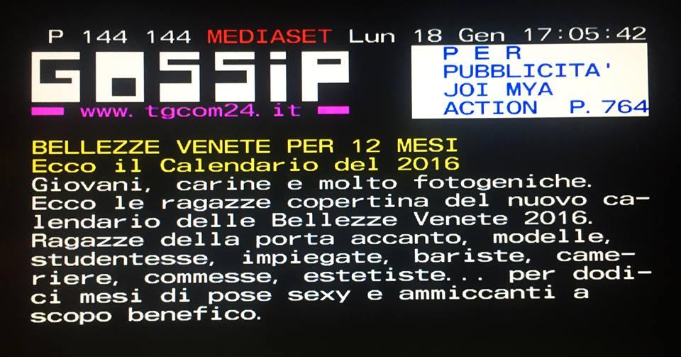 BV16 - Televideo Mediaset