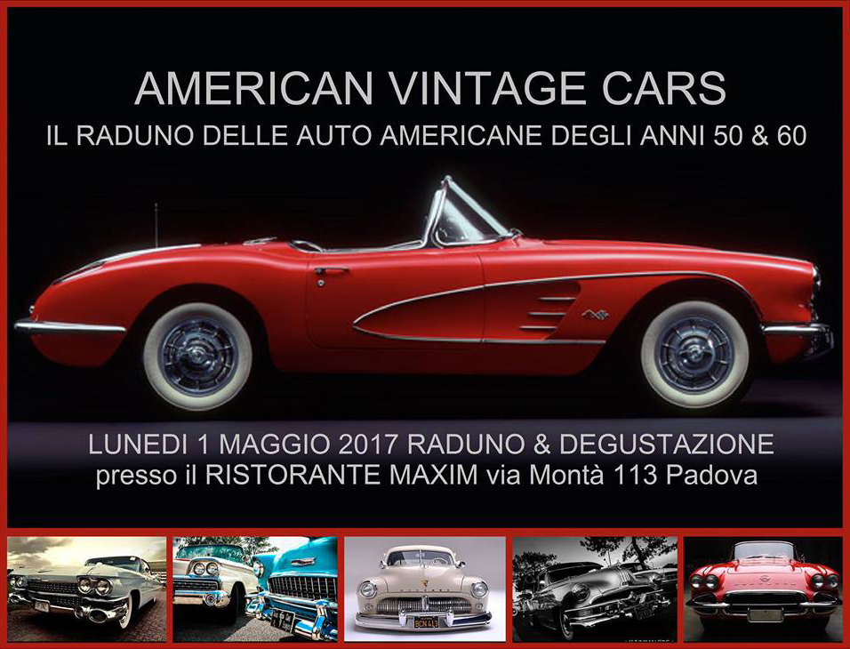 Flyer American Vintage Cars