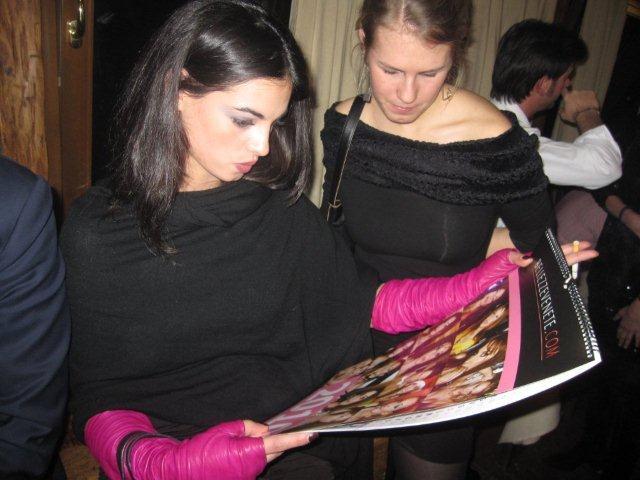 Francesca Chillemi con BV2010